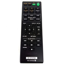 FOR Sony Remote control RM-ANP084 RMANP105 RM-ANP109 fit for HT-CT260 SA-CT260 HT-CT260HP Home Theater AV SYSTEM  Fernbedienung