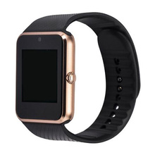 2016 newest hot sale Smart Watch Clock Sync Notifier support SIM TF Card For Apple iphone