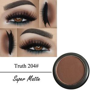 Image 2 - PHOERA Natural Matte Eye Shadow Waterproof Palette 12 Colors Pigment Nude Eyeshadow Makeup Beauty Make Up Cosmetic TSLM1