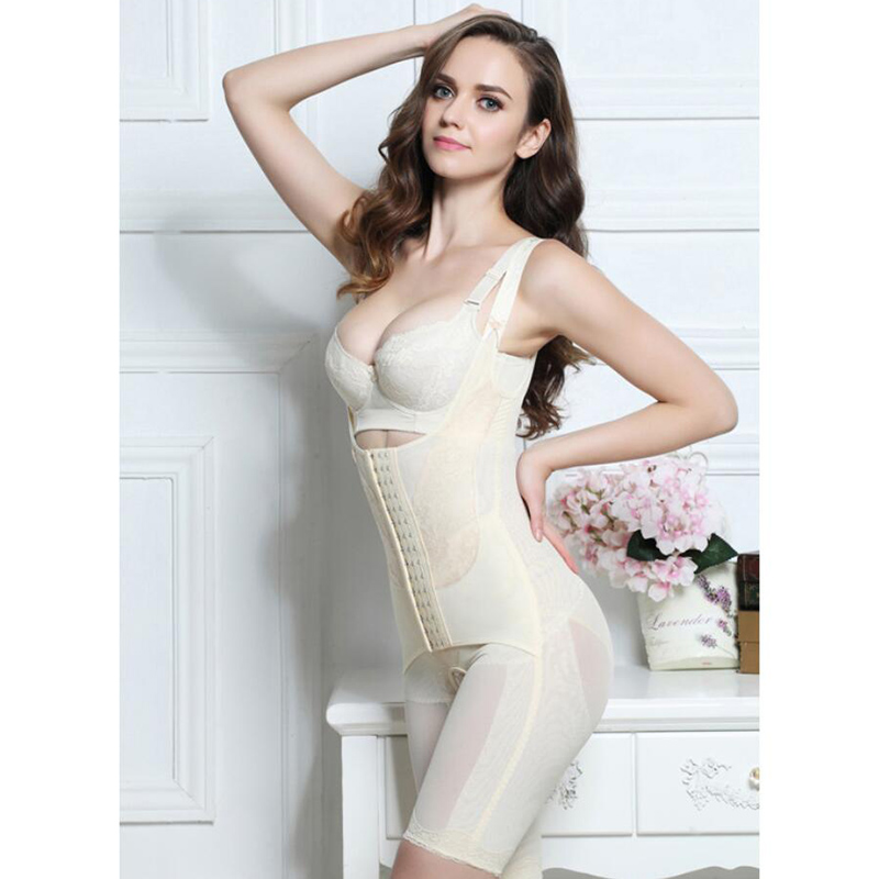 Postpartum abdomen waist thin abdomen higher size adjustment type women's body shaping body underwear free shipping