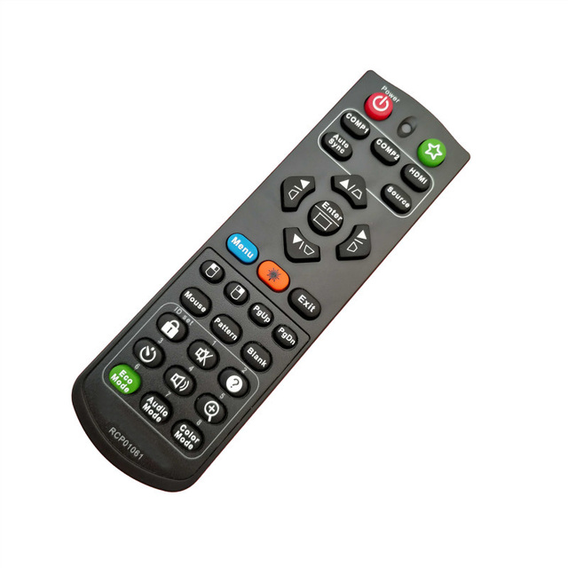 New Original Remote Control For ViewSonic DLP Projector RCP01061