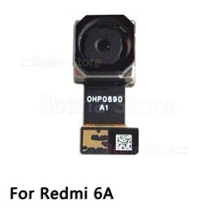 Image 3 - Oryginalna tylna kamera dla Xiao mi mi czerwony mi uwaga 6 6A 7 Pro powrót główny przewód do aparatu kabel