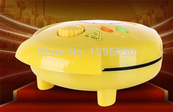 1pc/lot Hot dog New electric for home kitchen machine kitchen cooking donut maker egg cake maker 12psc lot egg waffle maker household type cake machine kitchen cooking donut maker free shipping by dhl
