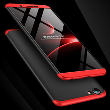 For Vivo Y71 Case 360 Degree Full Body Hard Cover Case For Vivo Y71 Y 71 Hybrid Shockproof Case With Tempered Glass for VivoY71 купить недорого в Москве