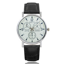 Pu Leather Watch Luxury Men Luminous Watches Analog Military Sports Watch Quartz Male Wristwatches Hour Relogio Masculino стоимость