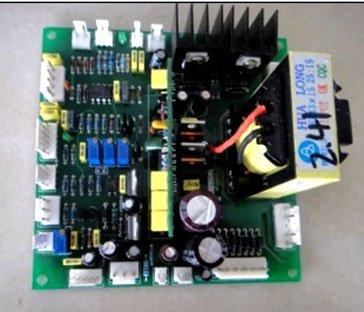 ФОТО ZX7 315 ac380V  PCB with IGBT half-bridge and full bridge by Hybrid vertical  control  for riland style mma inverter welder