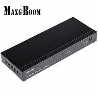 MT VIKI DV4H 4 Port DVI Splitter Distributor Video Sharing 1 Input To 4 Output Multiple