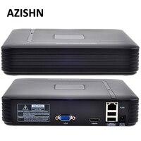 Видеонаблюдения 4CH NVR Onvif 2,0 HDMI выход автономная безопасность CCTV NVR 4CH 1080 P/8CH 960 P для ip-камеры
