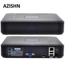 Surveillance 4CH NVR ONVIF 2.0 HDMI Output Security Standalone CCTV NVR 4CH 1080P/8CH 960P for IP camera