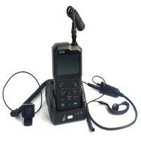 3G Портативный мобильное видео Регистраторы с WCDMA/WI FI и GPS Модуль и мини cam и гарнитуры для в реальном времени AV мониторинг и 2 Way Интерком