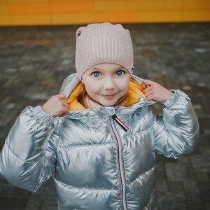 Image 2 - 子供のコートとジャケット春の秋の子供暖かい付き上着コート幼児ボーイズジャケットアウター服