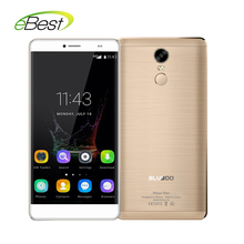 NUEVA Original Bluboo Android6.0 Maya Max 4G LTE Teléfono Móvil MTK6750 Octa Core 1.5 GHz 6.0 ''3 GB RAM 32 GB ROM de la Huella Digital 4200 mAh
