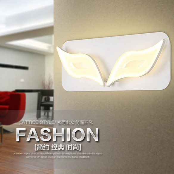 ٩ ۶simple Modern Led Wall Light Fixtures For Home Indoor