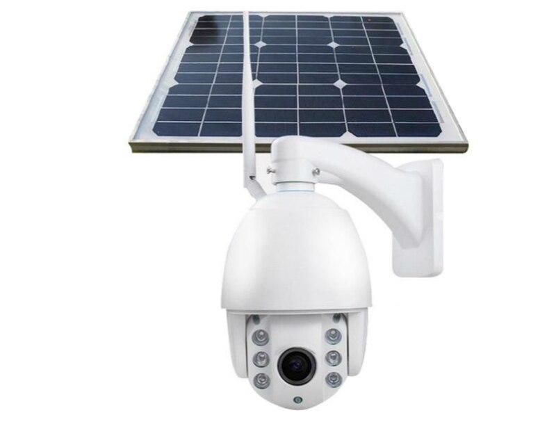 Camhi Solar 3G 4G font b Wireless b font HD 1080P WiFi PTZ Camera Onivf H