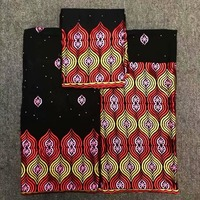 2018 African Swiss Voile Lace In Switzerland 3+2+2yards cotton lace fabric for african women dress sewing A32oc271