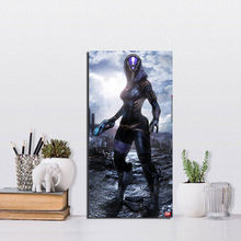 Tali Zorah Mass Effect 3 Canvas Painting Print Living Room Home Decoration Modern Wall HD Art Oil Posters Salon Picture