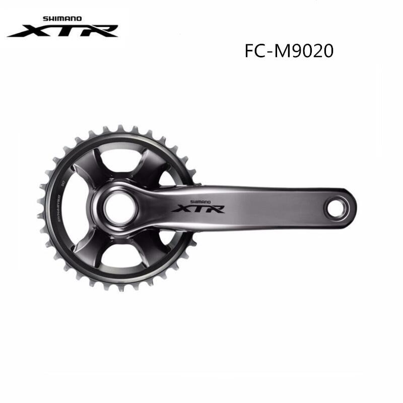 SHIMANO XTR FC M9020 Crankset 11 Speed MTB Bike Chainwheel M9020 M9000 30T 32T 34T 36T