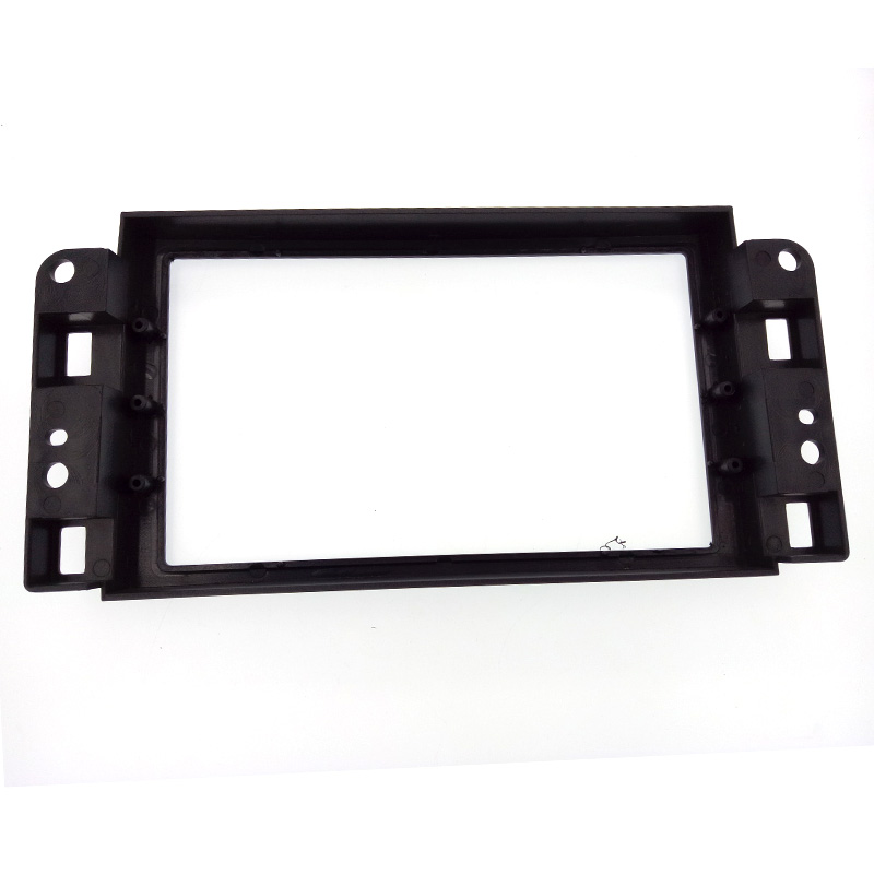 Image 5 - Double 2 Din Car DVD Frame,Audio Fitting Adaptor,Dash Trim Kits,Fascia For Chevrolet Captiva/Lova/Gentra/AVEO-in Fascias from Automobiles & Motorcycles