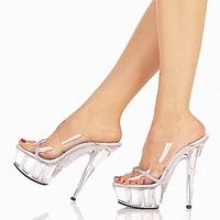 New Sexy Women Sandals Rhinestone Bow Decorated Ladies Sandal Women Slippers Fashion Shoes