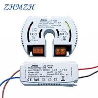 AC 100-240 V для DC12V постоянной светодиодный регулятор напряжения 12 W 20 W 40 W 60 W 100 W постоянного тока Питание CE для G4 G5.3 светодиодный светильник из б...