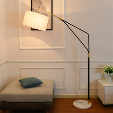 modern LED Floor Lamp Fishing Standing Lamp Creative Light Fixtures for Living Room Bedroom Study Home Deco Floor light Lighting