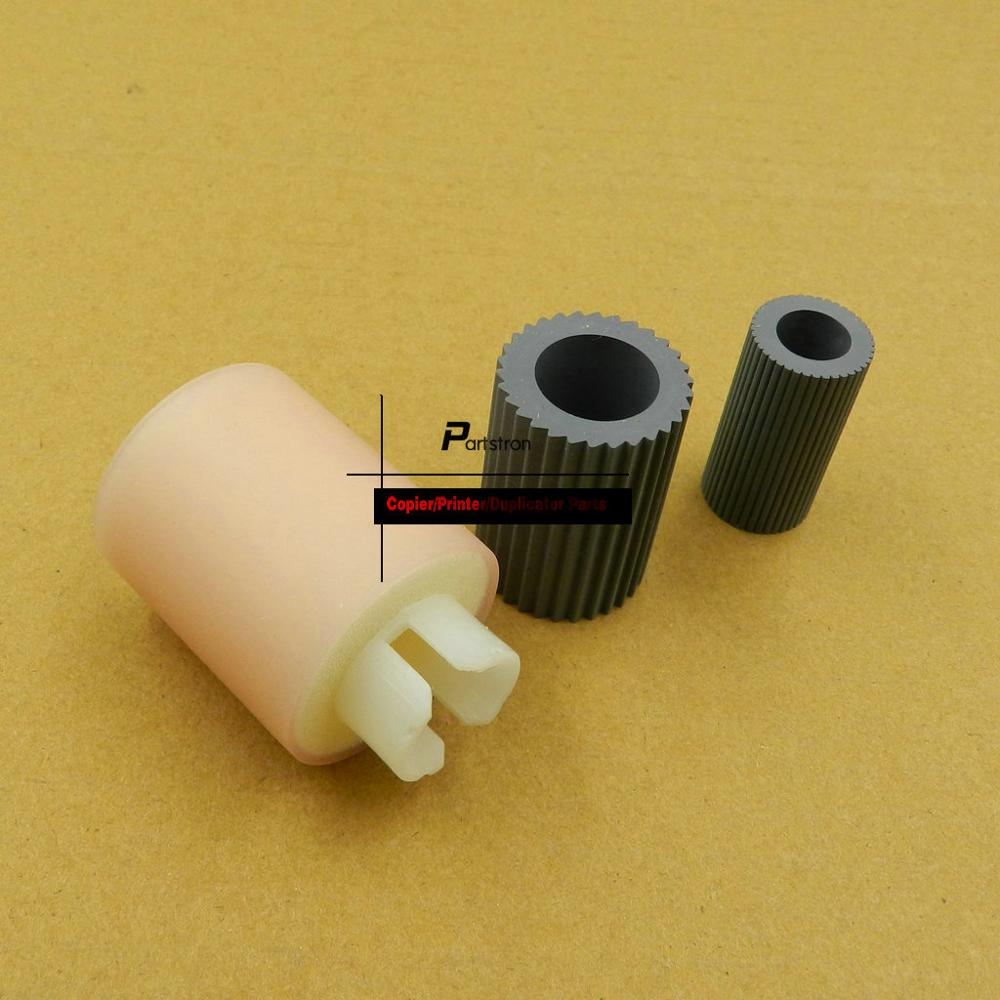 Parstron Brand Paper Pickup Roller Kit for Canon 6055 6065 6075 6255 6265 6275 8105 8095 8085 8205 8095 8085 Paper Feed Roller