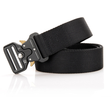 2019 NEW Tactical Belts Mens Nylon Military Waist Belt Alloy Metal Buckle Adjustable Training Canvas Kids belt Special