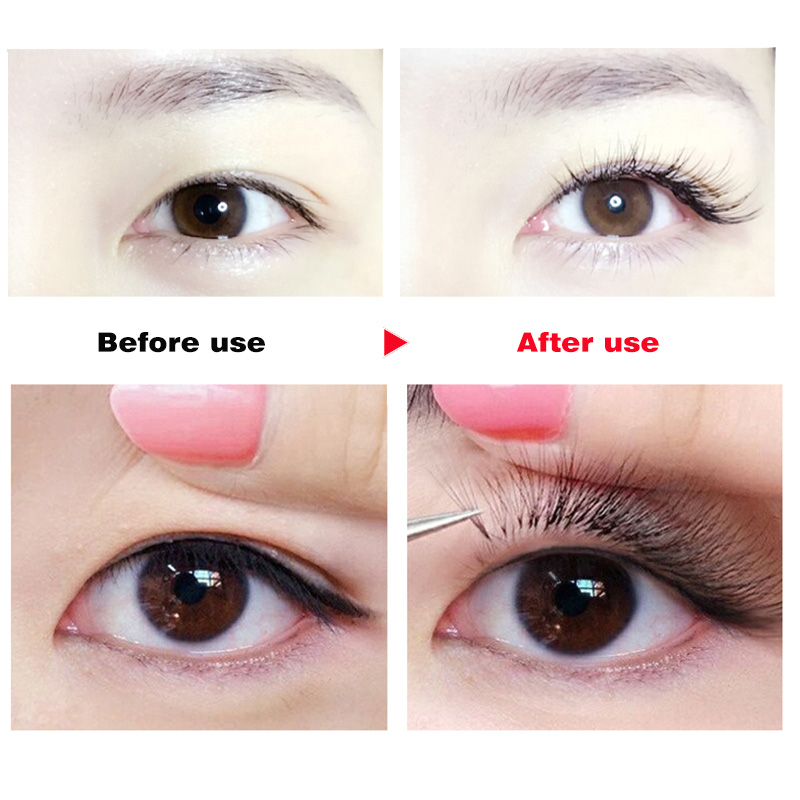 add112f266f LIDAN Fast Drying Glue Professional Adhesive 15ML False Eyelashes Extension  Glue No Marry Marks Natural Rubber Emulsion on Aliexpress.com   Alibaba  Group