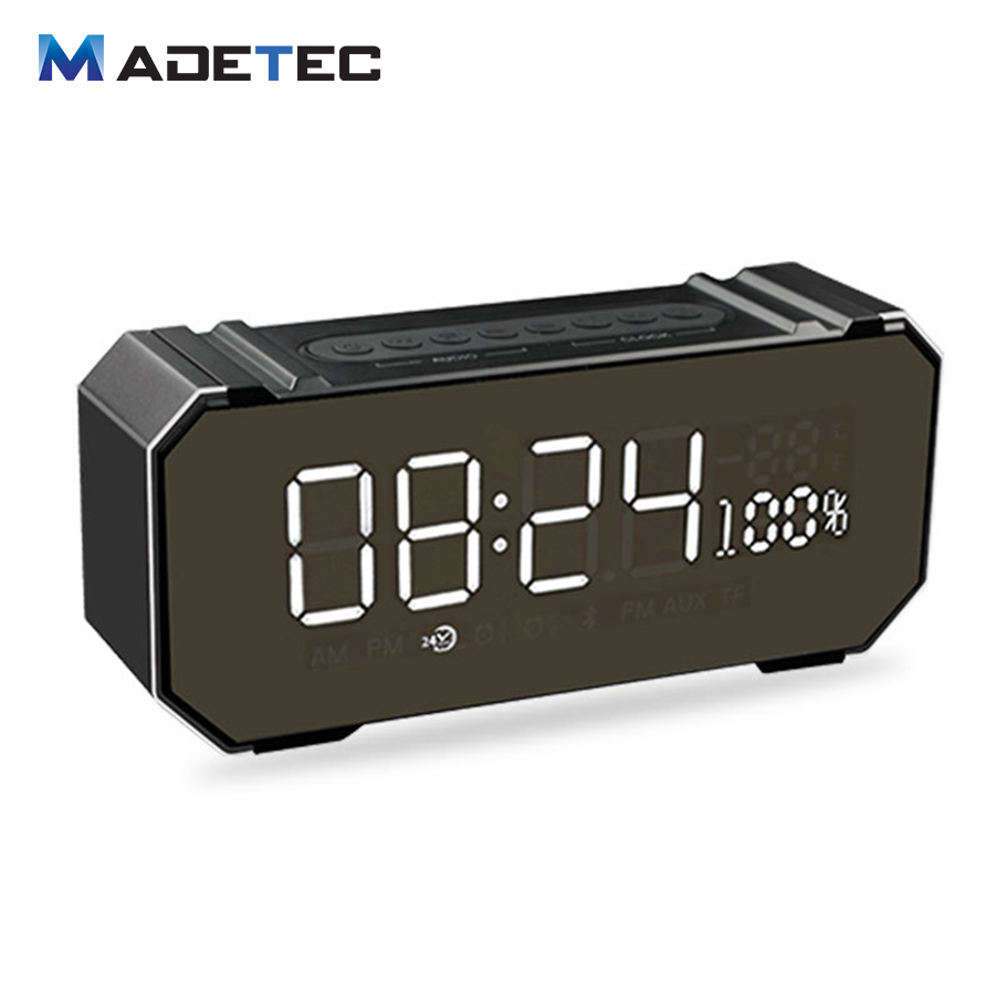 MADETEC MD1 bluetooth speaker portable wireless mini bluetooth led speaker Sound 10w 3D stereo Music surround for phones gaciron mini bluetooth speaker portable wireless cycling bike bicycle outdoor subwoofer sound 3d stereo music camp tent light