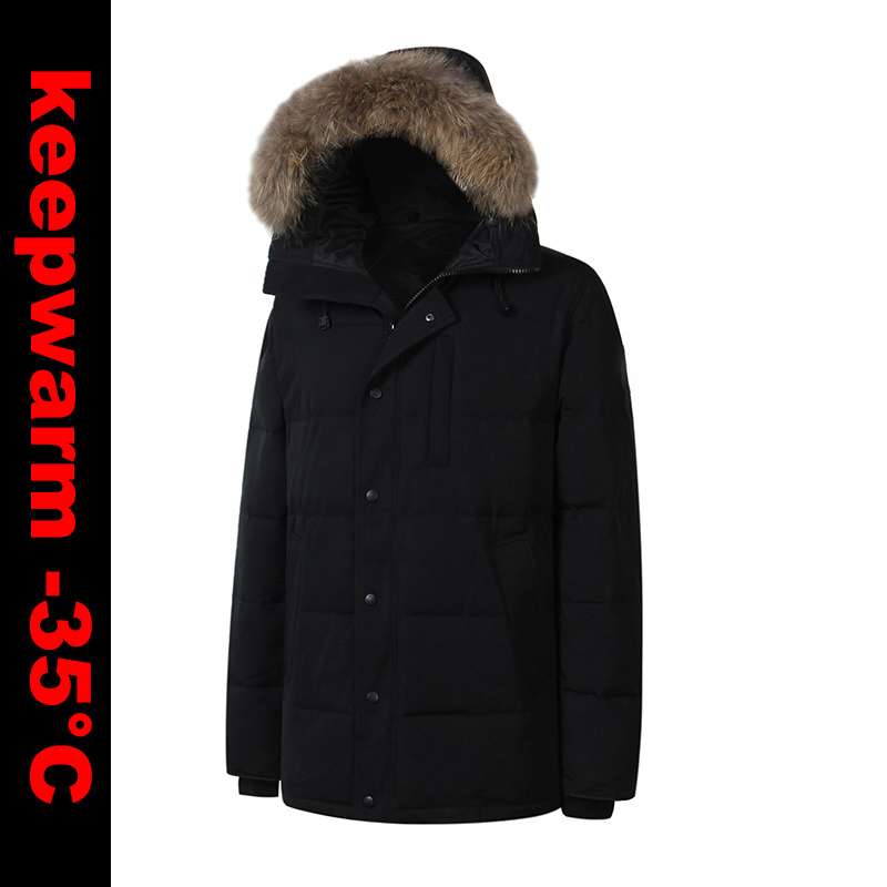 2018 Brand New Mens Thick Waterproof Windstopper Winter