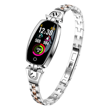 Fashion Color Touch Screen Smart Watch Bracelet Lady Women Heart Rate Sleep Monitor Band Blood Pressure Sports SmartBand P30