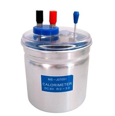 Physical Electrical Laboratory Equipment Calorimeter Teaching Apparatus Free Shipping