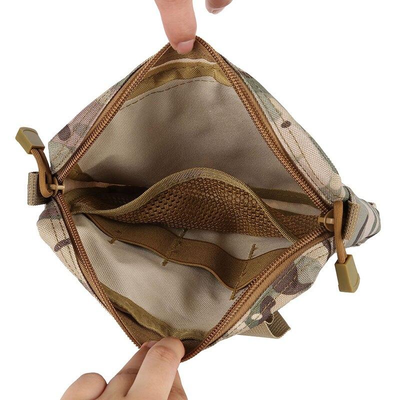600d saco da cintura caça ferramenta bolsa