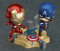 The Avenger Figure Imperial Spider Thor Action Figure Model Loki Captains American Toys for Children Gift