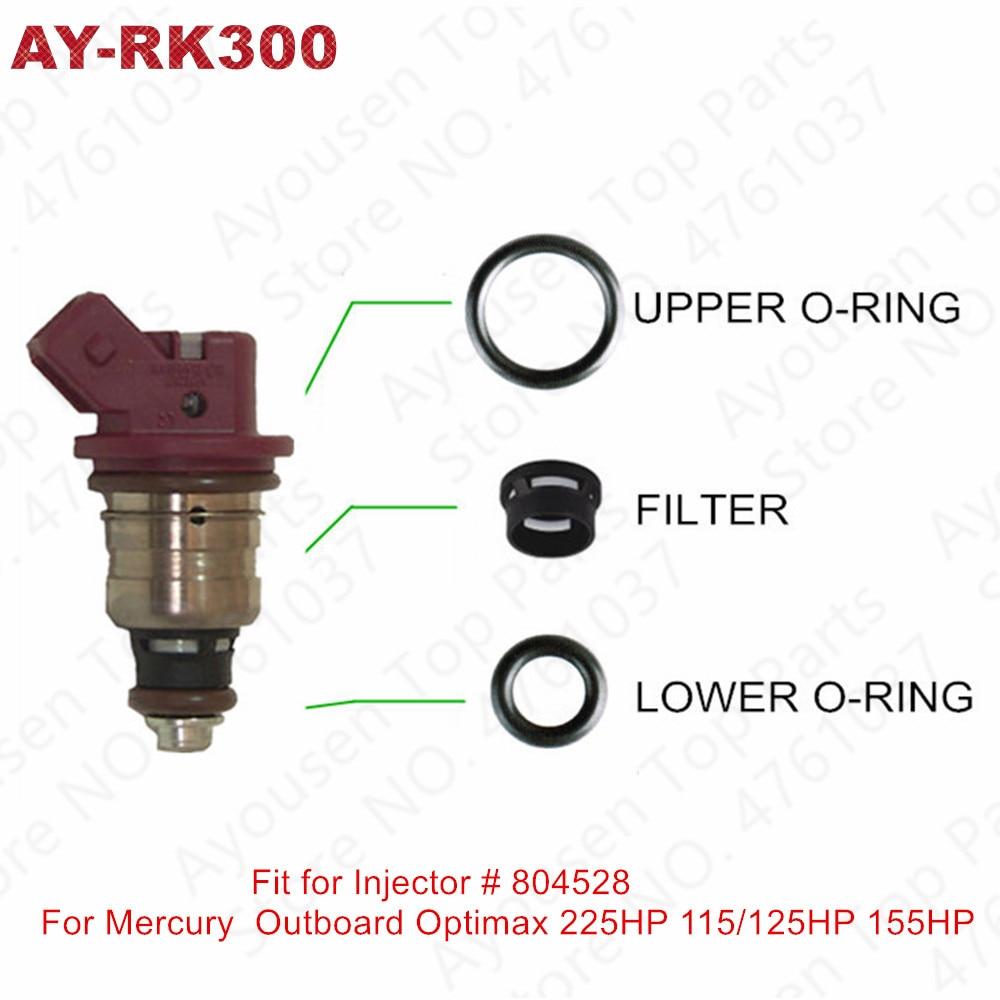 Fuel Injector Repair Kit fits Ford Mercury