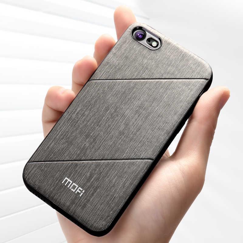 Mofi original para iphone 8 plus caso capa à prova de choque de volta luxo coque fundas capa do telefone para iphone 6s 7 plus caso