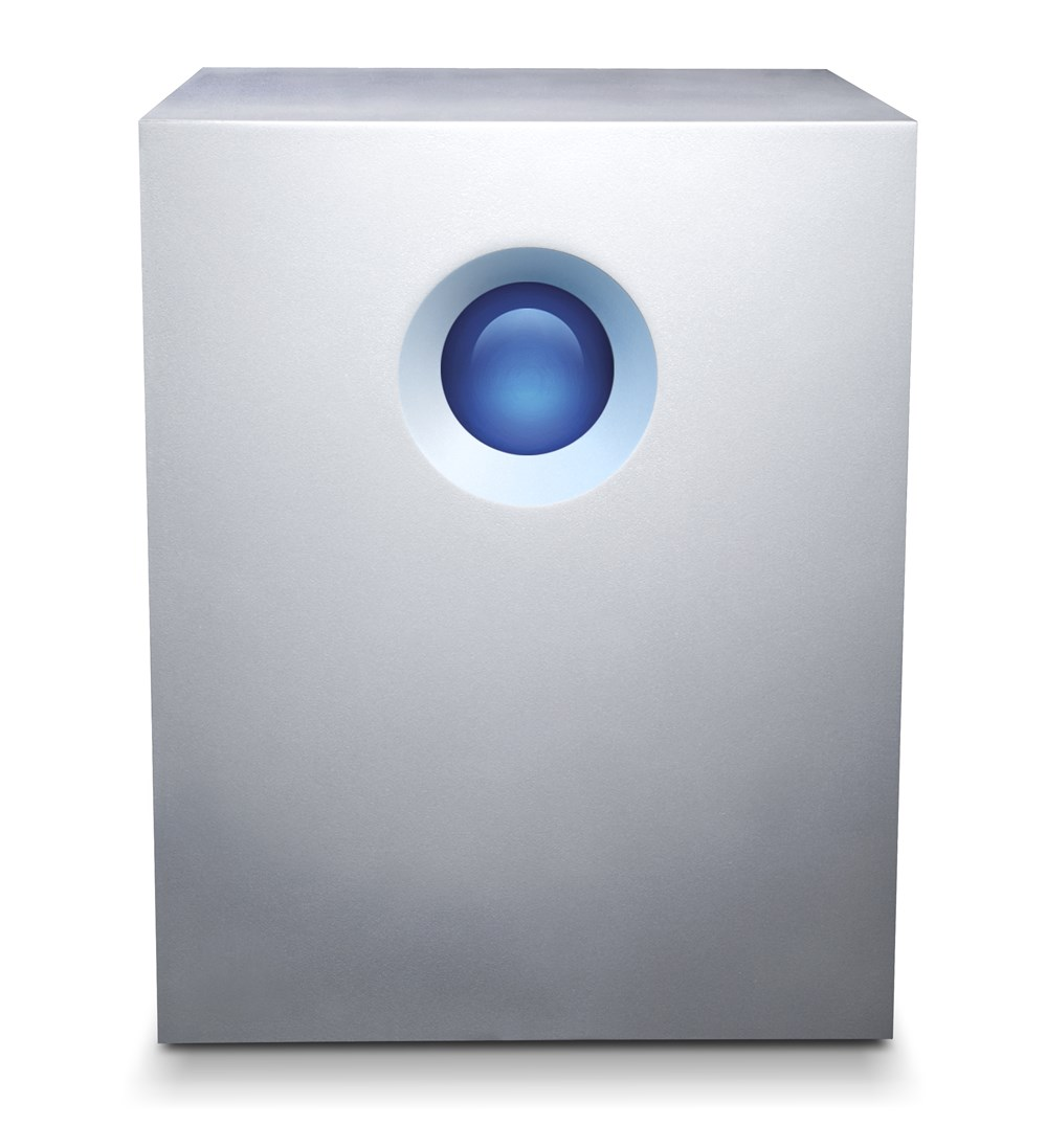 LaCie 5big Dock Thunderbolt 2 HDD 30 TB HDD, 0, 1, 5, 6, JBOD, 20 Gbit/s 7200 RPM External HDD
