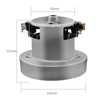 PY 29 220V 2000W universal vacuum cleaner motor Suitable for Philips Midea Electrolux Haier Vacuum cleaner parts