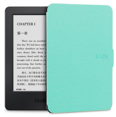 For capa amazon kindle paperwhite 1/2/3 case cover Ultra Slim Case for Tablet 6inch Shell With Sleep