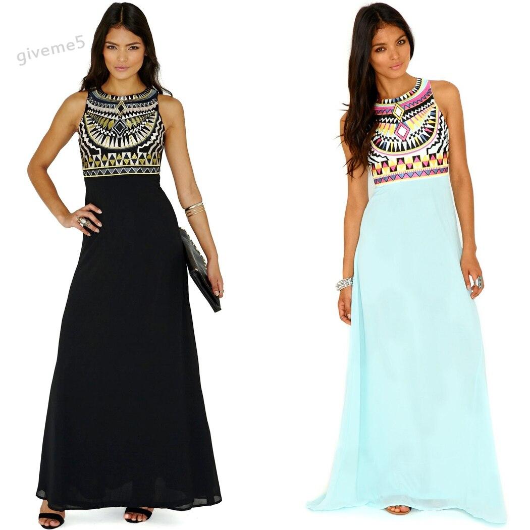 2017 vestidos de fiesta mujeres señora Estilo Vintage o-cuello ...