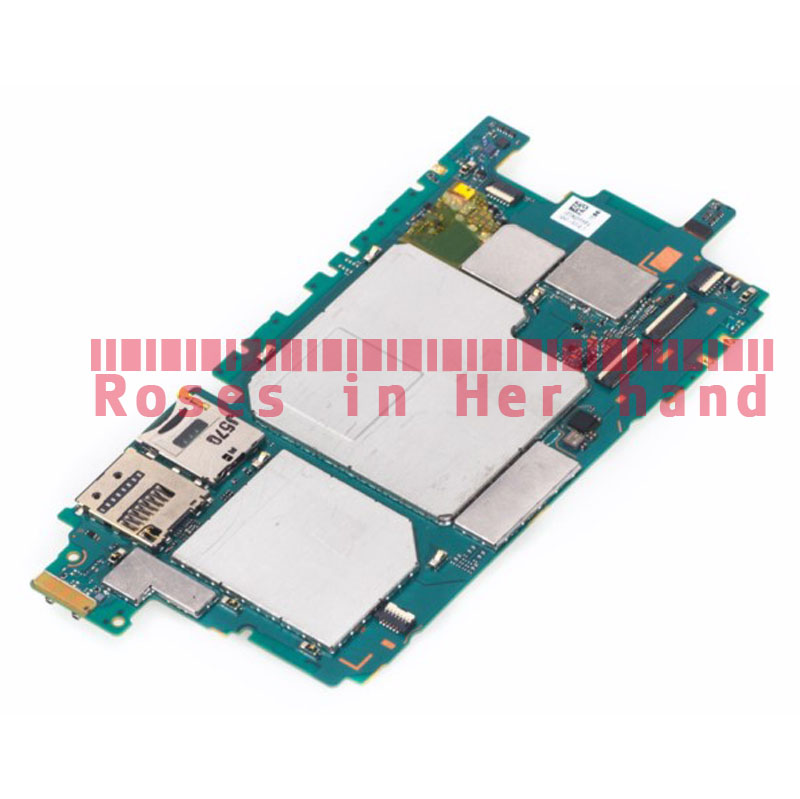 Full Working Original Unlocked For Sony Xperia Z5 Compact Mini E5803 E5823 32GB Motherboard Logic Mother Circuit Board Lovain