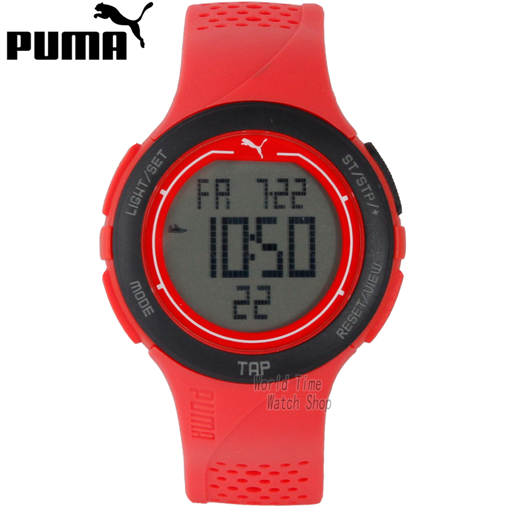 PUMA WATCH Exciting series of cool running sports electronic neutral watch PU911211002 PU911211001 puma watch unlimited series of quartz electronic movement male watch pu911261001 pu103461002 pu103461015 pu103931001 pu910541016