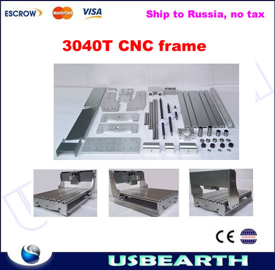 DIY CNC engraving machine frame ,CNC frame with Ball Screw for CNC router 3040, no tax to Russia power supply psu backplane board for ml370g2 230725 001 original 95% new well tested working one year warranty