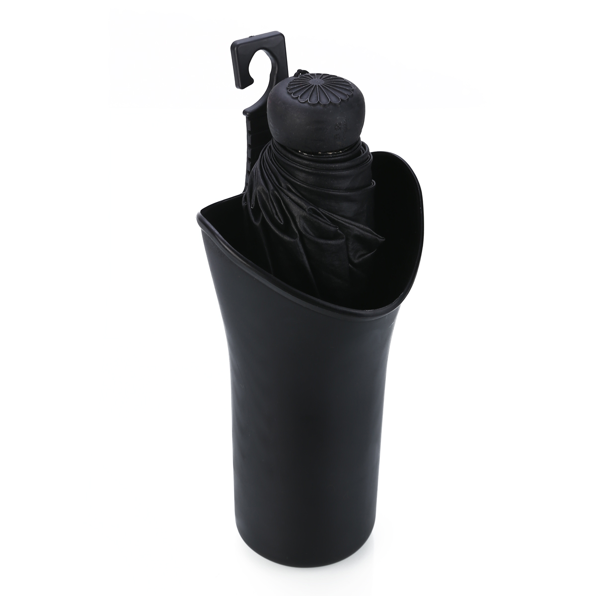 1pcs Car Styling Car Interior Umbrella Hanging Storage Box Barrel Trash Can Multifunctional Car Interior Accessories