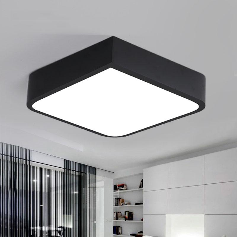 Creative Cylinder Ceiling Light Lamparas De Techo Plafoniere Lampara Techo Salon Bedroom Light For Home Led Ceiling Lamp Ceiling Lights