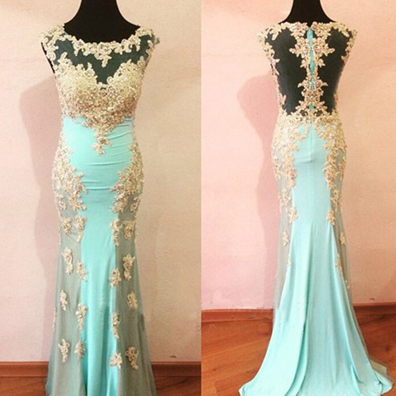 Mint and gold dress good dresses for Mint and gold wedding dress