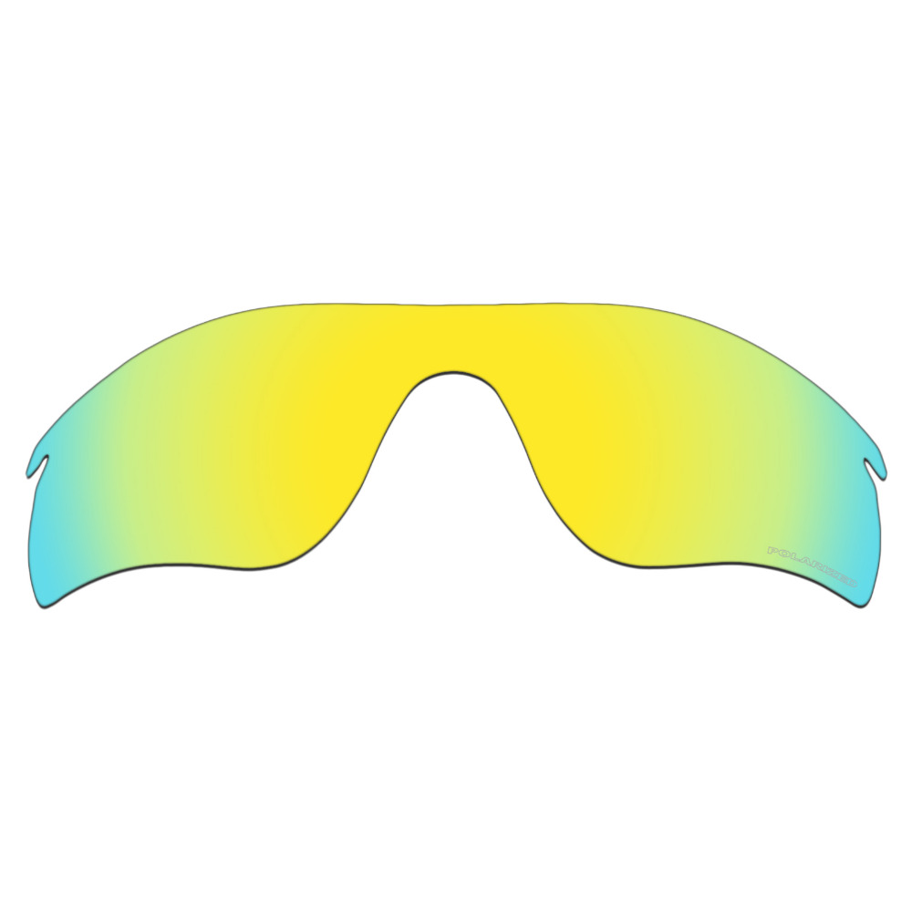 2a885390a4f Mryok+ POLARIZED Resist SeaWater Replacement Lenses for Oakley RadarLock  Path Sunglasses 24K Gold-in Accessories from Apparel Accessories on  Aliexpress.com ...