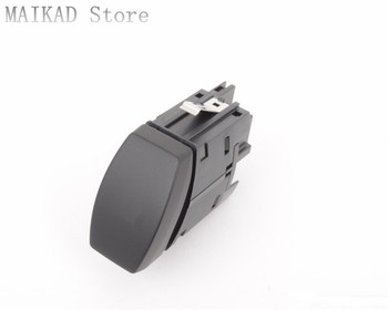 Peligro de interruptor de la luz para BMW X3 F25 X4 F26 61319389076