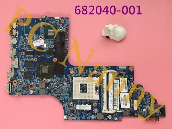 "Para HP 17.3 "" dv7-7247cl DV7-7000 Laptop Motherboard NVIDIA GeForce GT 650 gráficos com 2048 MB de memória GDDR5 682040 - 001 48.4ST06.021"