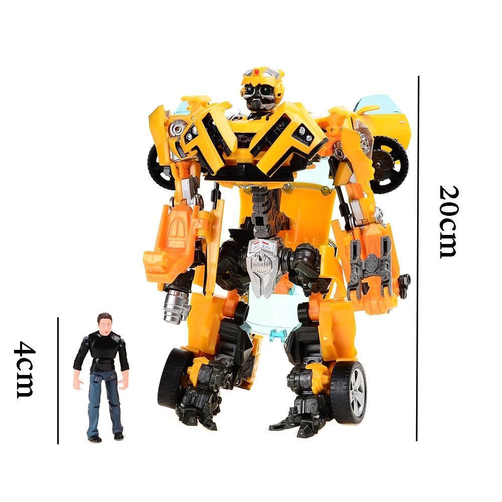 Bohs trasformazione robot car human alliance con sam witwicky
